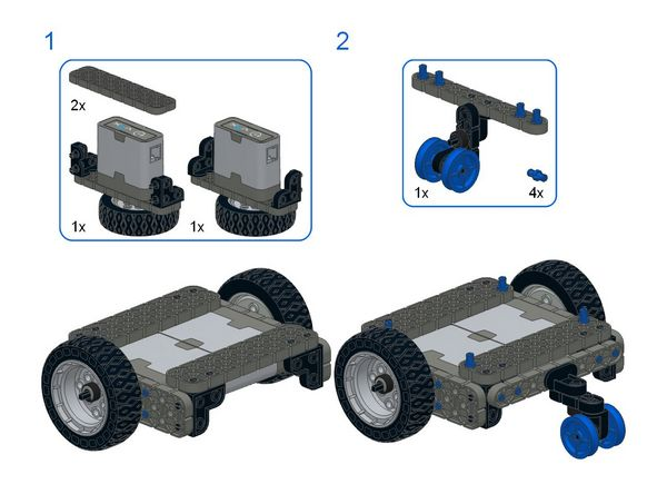 Damien Kee Home Minivex Vex Iq Classroom Robot Design