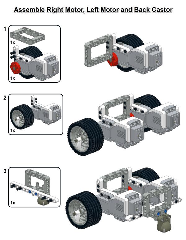 Damien Kee - Home - RileyRover - EV3 Classroom robot design